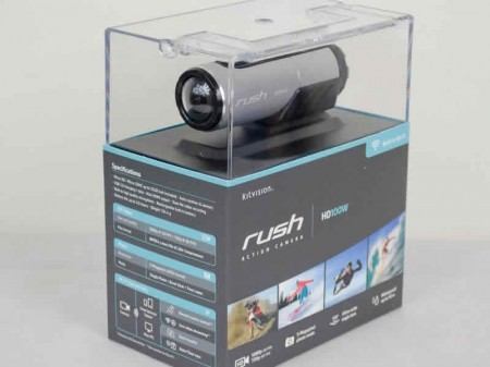 Kitvision Rush HD100W